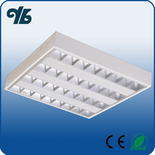 Factory Price 600X600MM T8/T5 Louver Lamp Fixture
