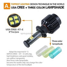 all in one car led head light all universal car universal car unlocker