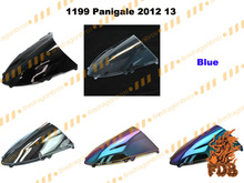 Aftermarket airflow double bubble DB PC screen 1199 Panigale 2012 13 14