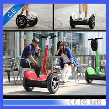 Off road scooter vehicle street legal electric scooter with self balancing wheel