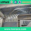 la red de electricidad de la construcción de material eléctrico tubos metálicos conducto emt