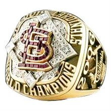 AFFORDABLE 2006 ST LOUIS CARDINALS CHAMPIONSHIP RINGS