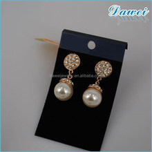 Hotsale unique pearls jewelry earrings in Egypt