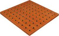 China wooden type of acoustical materials
