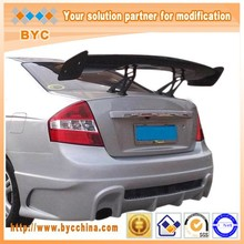 BYC Best Selling Car Body Spoiler GT Wing Made of Carbon Fiber Material with Many Advantages