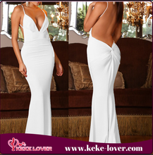 latest 2015 western lady backless maxi dresses vestidos designal evening sexy long dress for party strapless prom dreses