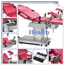 TF Comprehensive Gynecology Operating Table