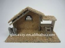 2012 Nativity stable
