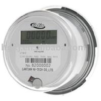 Single-phase two wire electronic LCD digital plug kilowatt hour Meters