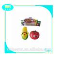 frutas de plástico de juguete para los niños