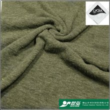 Hacci single jersey fabric, 95% polyester, 5% Dupont lycra, for ladis' fashion garment, headwear ect
