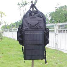 High Efficiency outdoor solar panel 13w monocrystalline portable solar power