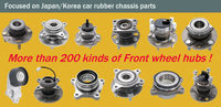 Manual free wheel hubs for Mazda B series,Fighter ,Courier