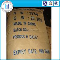 High Quality food Grade Injection Grade Dextrose Monohydrate