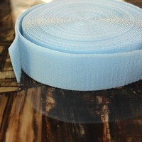 manufactuer custom wholesale elastic hook and loop Velcro