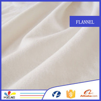 bleached cotton flannel fabric for cleaning