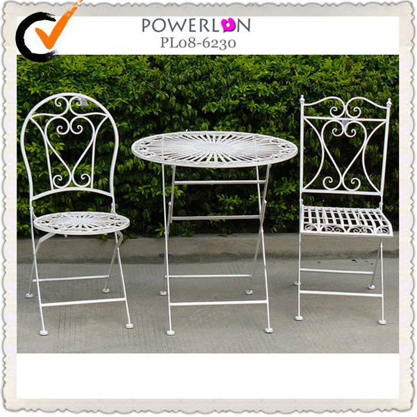 antique white wrought iron furniture outdoor furniture
