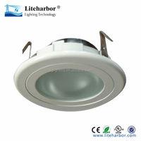waterproof shower light lighting fixture 3.5 inch mr16