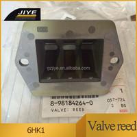 New products 8-98184-264-0 6HK1 compressor valve reeds