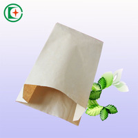 Wholesale brown paper bag grocery paper bag