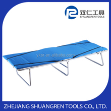 High-end new style foldable frame camping bed