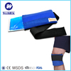 Rainbow hot cold compress knee wrap ice pack
