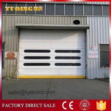 YQF-01 Best selling high performance insect proof plastic electric inner door
