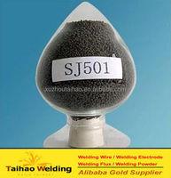 easy deslagging SJ501 welding flux
