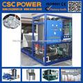 CE T5 aprovado fabricante de tubos de gelo com compressor Bitzer