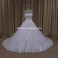 nuevo cordón de la llegada hasta la boda más del tamaño del vestido 2015