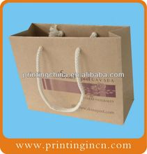 paper bag gift thank you