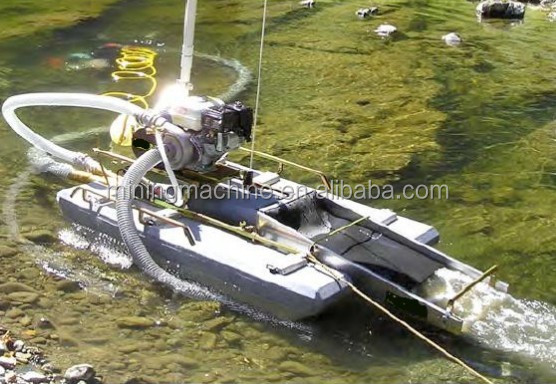 Portable Suction Dredge : Chinese mini gold suction dredge for sale buy