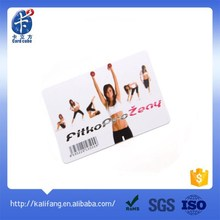 new products offset printing 1k 4k membership card for ads