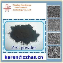 ZrC powder,Zirconium carbide powder for Zirconium Sheets,Plates, Rods,Wires,Pipes & Tubes