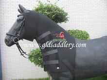 negro neopreno caballo campana