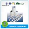 Transparent masking tape jumbo roll