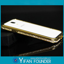 Newest arrival diamond crystal cell phone case for samsung galaxy S4