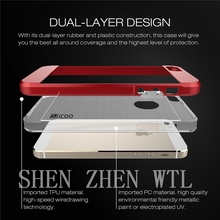 2015 elegent mobile phone shell for iphone 5