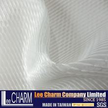 Wholesale Ivory Silk Organza Dull Fabric