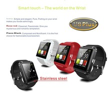 Newest High Quality U8 Smart watch Bluetooth Phones with Call MP3 Alarm For Smart phone