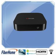 Mini PC Win 8.1 Android 4.4 Dual Boot Intel Z3736F Set Top Box