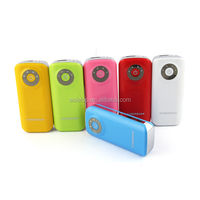 4000mah solar power bank 5200mah portable charger power bank best quality power bank 4400mah