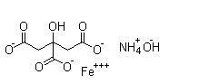 Ammonium ferric citrate 1185-57-5 Ammonium iron(III) citrate/Ferric ammonium citrate