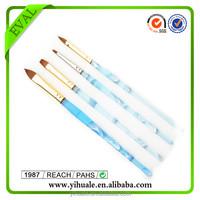 Promotional nail art pen brush for nail