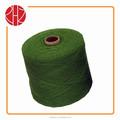 45nm tingidos superior 10/40/50 lã acrílica de poliéster de confecção de malhas semi- worsed fios novo tipo de fios de moda