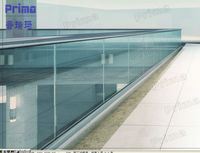 Balcony glazing railing system(PR-B139)