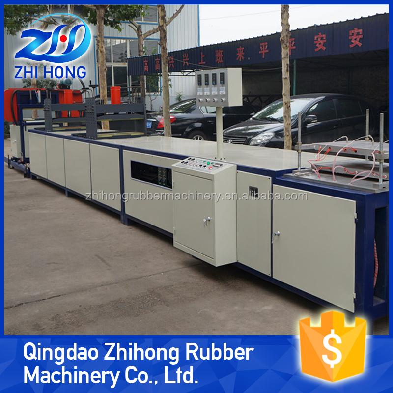 China fornecedor Mais popular de FRP Perfil De Pultrusão de Fibra de vidro Que Faz A Máquina