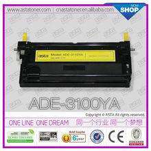 310-5737 amarilla copiadora de tóner para Dell 3100
