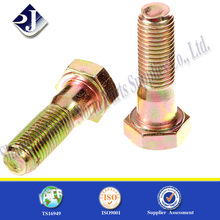 made in china jinrui carbon steel alloy steel zinc plated grade 8.8 din bolt
