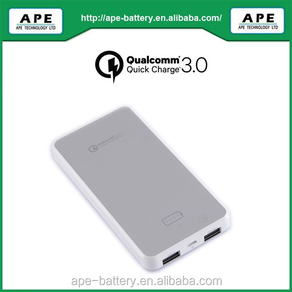 Power bank qualcomm quick charge Foto